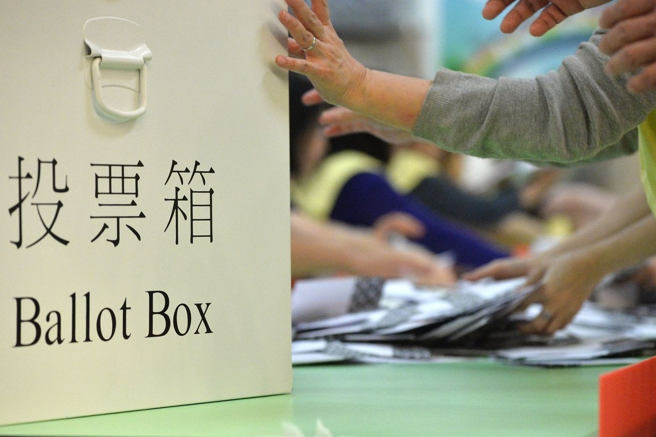 Opinion   Let the people vote on Hong Kong future